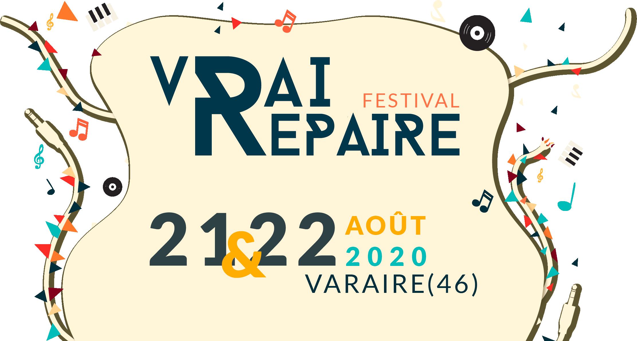 3e édition du Vrai Repaire Festival